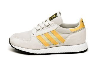 adidas Forest Grove (Raw White / Bold Gold / Crystal White)