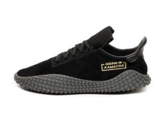 adidas Kamanda 01 (Core Black / Core Black / Carbon)