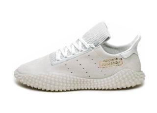 adidas Kamanda 01 (Crystal White / Ftwr White / Gold Metallic)