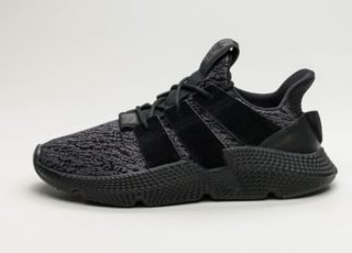 adidas Prophere (Core Black / Core Black / Solar Red)