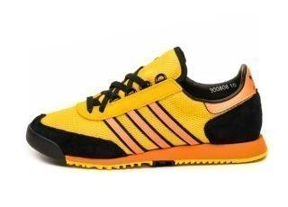 adidas SL80 (A) SPZL (Collegiate Gold / Solar Orange)