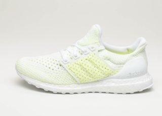 adidas Ultra Boost Clima (Ftwr White / Ftwr White / Solar Red)