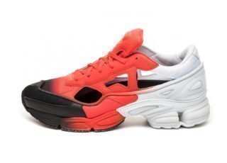adidas x Raf Simons Replicant Ozweego (Halo Blue / Red / Red)