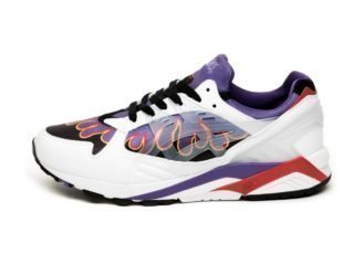 Asics x Sneakerwolf Gel-Kayano Trainer *Anarchy in the Edo Period* (Wh