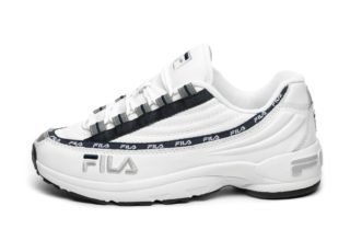 FILA DSTR 97 Low (White)