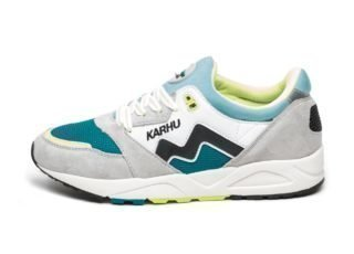 Karhu Aria *Catch of the Day Pack* (Bright White / Ocean Depths)