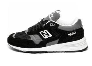 New Balance M1530BK *Made in England* (Black / White)