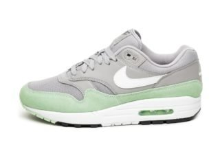 Nike Air Max 1 (Atmosphere Grey / White - Fresh Mint - Black)