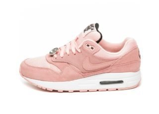 Nike Air Max 1 *Have A Nike Day* (GS) (Bleached Coral / Bleached Coral