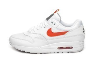 Nike Air Max 1 SE (White / Team Orange)