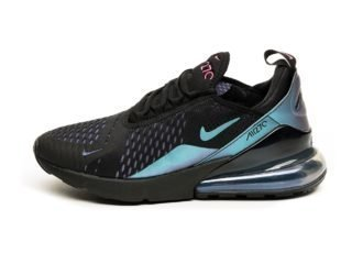 Nike Air Max 270 *Throwback Future Pack* (Black / Laser Fuchsia - Rege