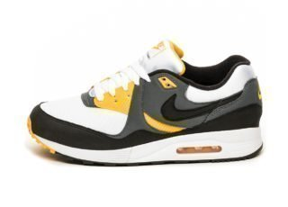 Nike Air Max Light (White / Black - Dark Grey - University Gold)