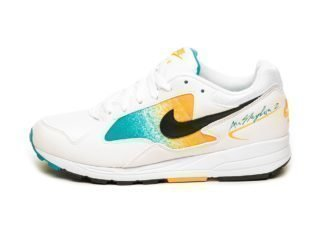 Nike Air Skylon II (White / Black - University Gold - Spirit Teal)