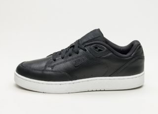 Nike Grandstand II Premium (Black / Black - White)