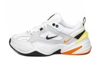 Nike M2K Tekno (Pure Platinum / Black - Sail - White)