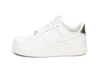 Nike Wmns Air Force 1 '07 Essential (Platinum Tint / Platinum Tint -