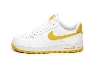 Nike Wmns Air Force 1 '07 (White / Bright Citron)