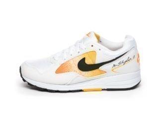 Nike Wmns Air Skylon II (White / Black - Amarillo - Total Orange)