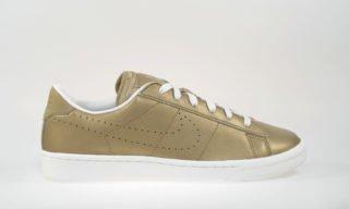Tennis Classic PRM QS (GS) (METALLIC GOLD/METALLIC GOLD-IVORY)