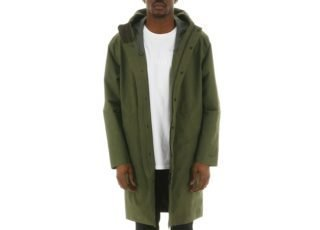 Norse Projects Harstad Shell Gore Tex (Ivy Green)