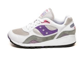 Saucony Shadow 6000 (White / Grey / Purple)
