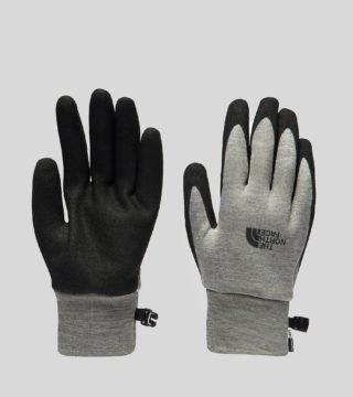 The North Face Etip Grip Handschoenen (grijs)