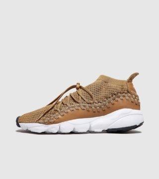 Nike Footscape Woven Flyknit (beige)