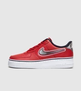Nike Air Force 1 Low '07 LV8 'NBA' (rood)