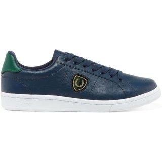 Fred Perry B721 Leather (blauw)