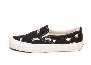 Vans OG Classic Slip-On (Black / Marshmallow)