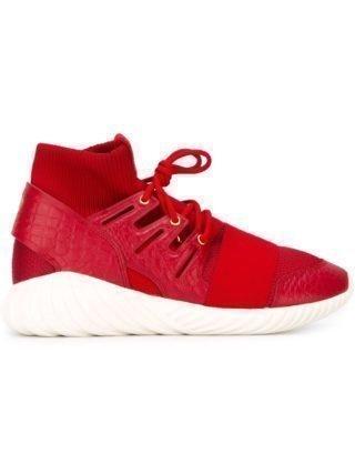 Adidas Adidas Originals Tubular Doom Chinese nieuwjaar sneakers - Rood