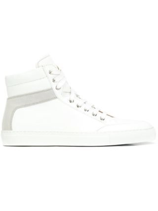 Koio The Primo Bianco hi-top sneakers (wit)