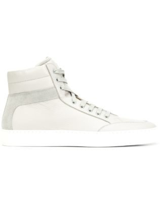 Koio Primo Luna Mesh hi-top sneakers (grijs)
