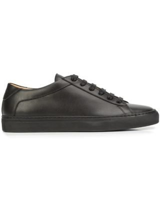 Koio sneakers van Capri Nero (zwart)