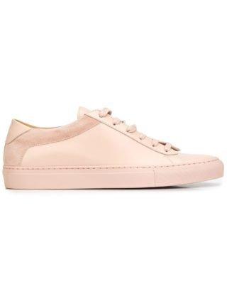 Koio sneakers van Capri Strip (roze)