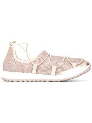 Jimmy Choo Andrea sneakers (roze)