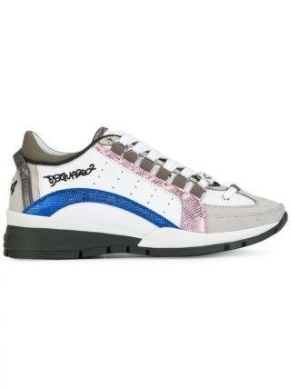 Dsquared2 551 sneakers - Wit