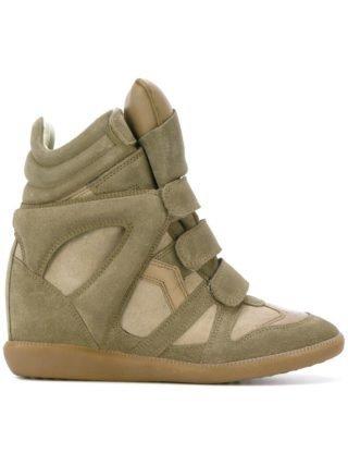 Isabel Marant �toile Bekett sneakers (groen)