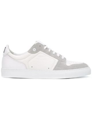 Ami Alexandre Mattiussi Low-Top Sneakers (wit)