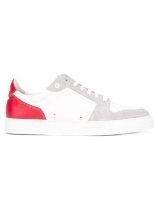 Ami Alexandre Mattiussi Lowtop sneakers (wit)