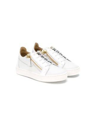 Giuseppe Junior junior Frankie sneakers (wit)