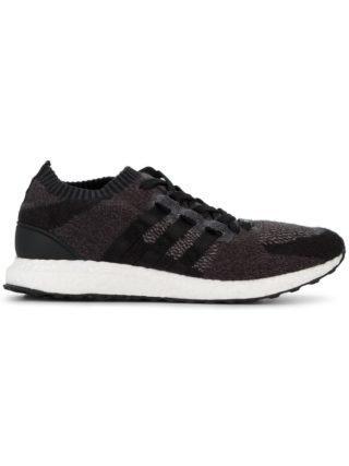 Adidas EQT-ondersteuning Ultra Primeknitsportschoenen - Zwart