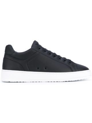Etq. Low 4 sneakers - Zwart