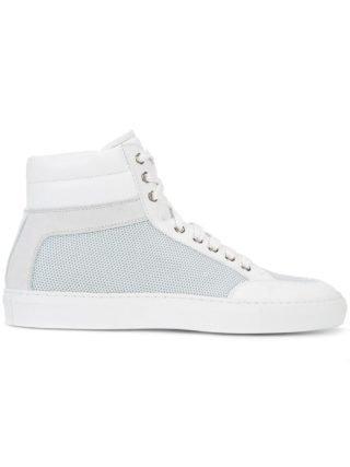 Koio Primo Luna Mesh hi-top sneakers (wit)