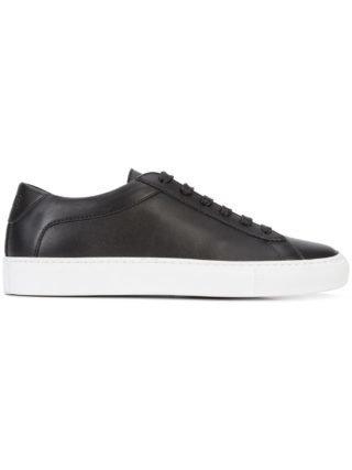 Koio Capri Onyx sneakers (zwart)