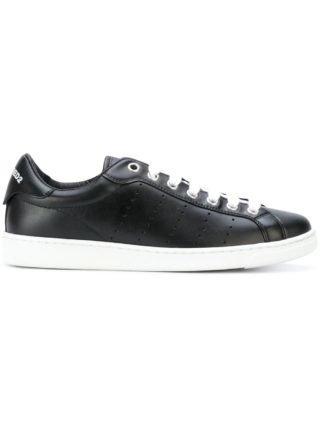 Dsquared2 Santa Monica low top sneakers - Zwart
