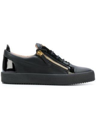 Giuseppe Zanotti Frankie low-top sneakers - Zwart