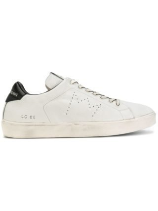 Leather Crown M Iconic 3 sneakers - Wit
