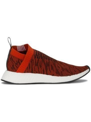 Adidas originals Rode NMD CS2 Primeknit sneakers - Rood
