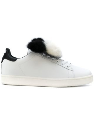 Moa Master Of Arts pom pom sneakers (wit)